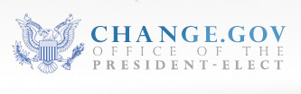 Logo of the Office of the President-Elect