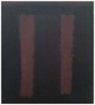 A typical late period Rothko, showing the familiar principles